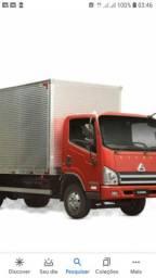 Compro caminhão 3/4 bau ate 40mil