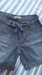 Shorts Bermuda Jeans