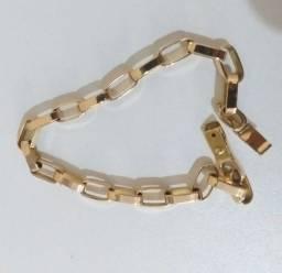Pulseira de ouro 20.5 gramas