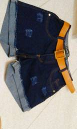 Peças em jeans