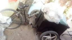 Bicicleta Carroça