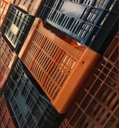 Caixa Plastica organizadora - kit com 5 unidades