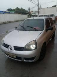 Renault Clio 2012 Com GNV Legalizado