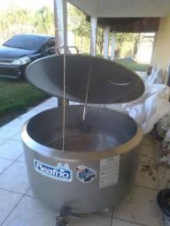 Resfriador de leite reafrio 300L