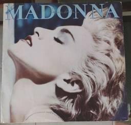Lp vinil Madonna True Blue