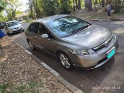 Honda Civis LXS automático + couro
