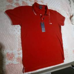 Camisa Polo Armani Jeans.Tamanho M