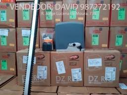 Motor PPA Dz Rio 400 para portão de garagem, com instalação