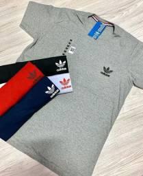 Camisa básica adidas
