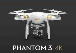 Drone DJI Phantom 3 Versão 4K - Com CASE