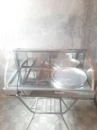 Estufa para Salgados - Instalações Soares