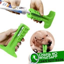 Entrega Grátis * Mordedor Limpa Dentes para Pet de Pequeno Porte * Chame no Whats