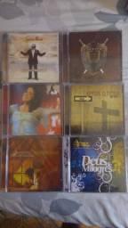 Vendo 32 CDs Gospel - Todos originais