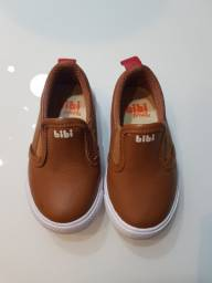 Sapato social Bibi bebê 20