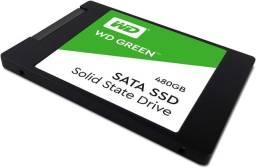Hd SSD wd Western Green 480gb