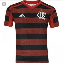 Camisa do Flamengo unissex