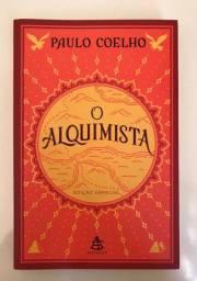 Livro O Alquimista Paulo Coelho Usado