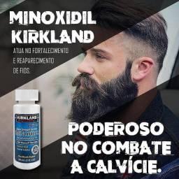 Minoxidil Kirkland Original Barba e Cabelos