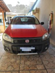 Fiat Strada Working Hard CD