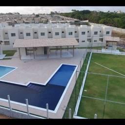 Residencial Jardine - Parnamirim - Casa Duplex - 2 Quartos - MCMV