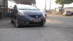 Honda FIT EXL 1.5 - manual + Couro
