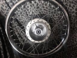 Roda traseira Titan 150