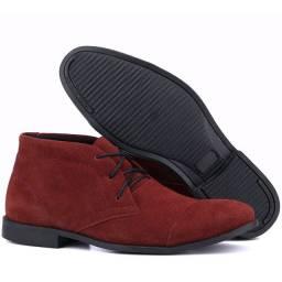 Sapato Casual Mr Gutt em couro!