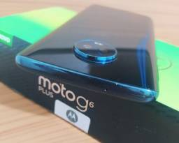 Moto G6 Plus TROCO POR CINQUENTINHA