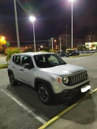 Jeep Renegad automático 2016 baixa kilometragem