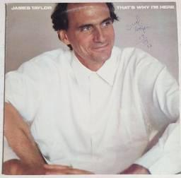 LP Vinil James taylor 1985