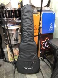 Bag Capa acolchoada para violão Baby Travel mini ou viola Caipira