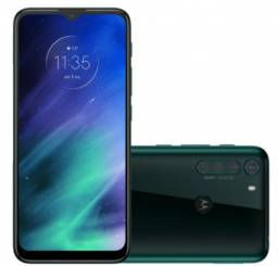 "Smartphone Motorola One Fusion Dual Chip Android tela 6.5"" 128GB"
