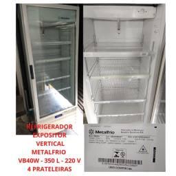 Refrigerador Expositor Vertical Metalfrio