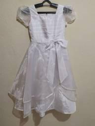 Vestido infantil Tamanho 8 anos