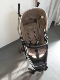 Carrinho de Bebê Kiddo Helios Com Bandeja