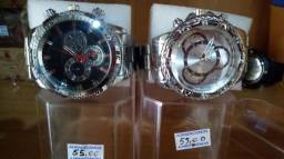 Relógio lançamentos apartir de $35 faço entrega