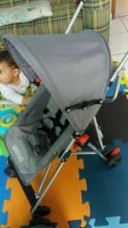 Carrinho de bebê estilo guarda chuva