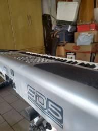 Vendo teclado KETRON SD5 TOP