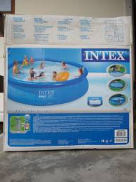 Vendo piscina inflável intex