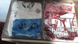 Camisas de Marca Lacosta e Cyclone
