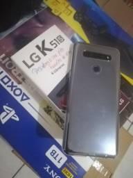 Vendo celular lg k1s novo zero