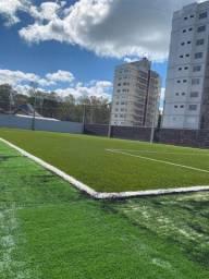 Grama sintética para futebol