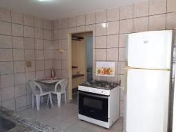 Casa Compacta Mobiliada com ¼ e Garagem Cidade Satélite/Pitimbú