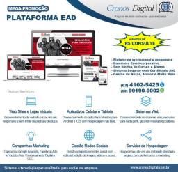 Site Educação e Ambiente Online de Ensino