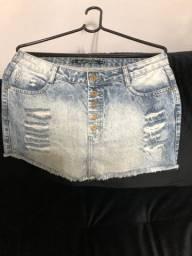 Saia jeans TAM 42