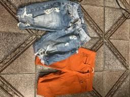 2 calças por 30