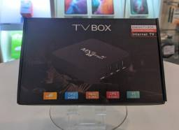 TV Box MXQ Pro 4K 5G (Nova/parcelamento sem juros/garantia)