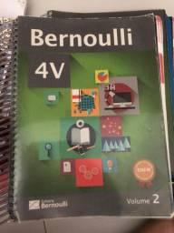 Módulo Bernoulli volumes 1,2,3
