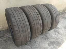 04 Pneus Pirelli P7 195/50R16