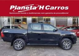 Toyota Hilux SRV 4x4 2.8 Turbo - Modelo 2019 - Com apenas 15 mil km